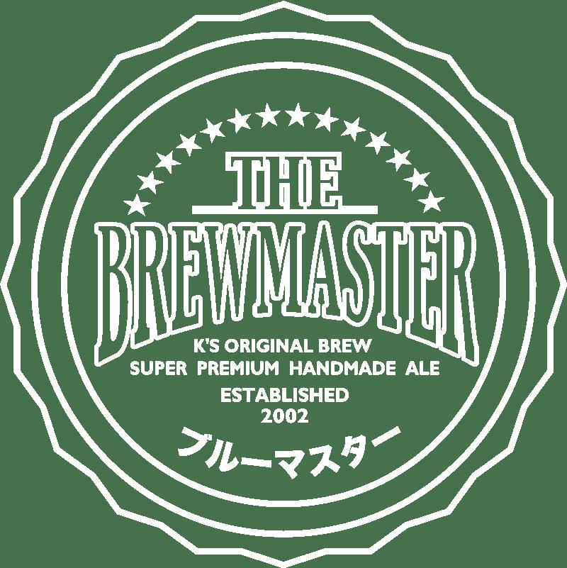 THE BREWMASTERブランドロゴ